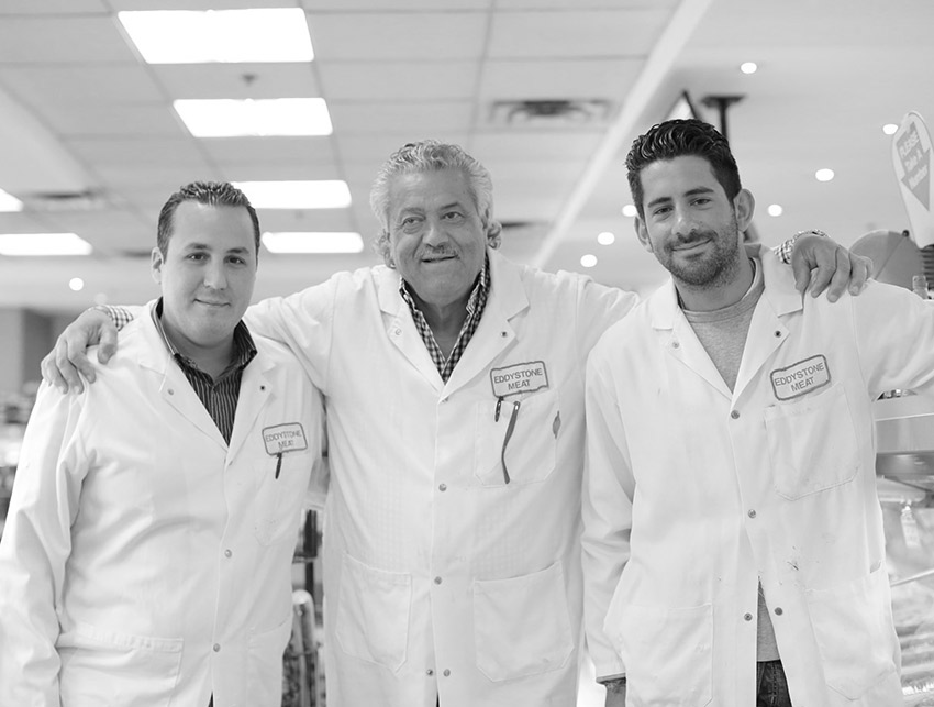 Eddystone Meats - Anthony, Tony & Anthony